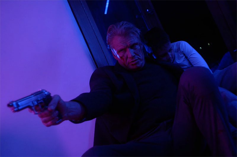 Exclusive Acceleration Trailer Featuring Dolph Lundgren