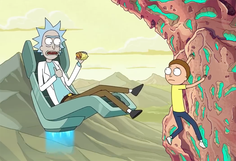 Rick and Morty season 4 gets a trailer and release date!