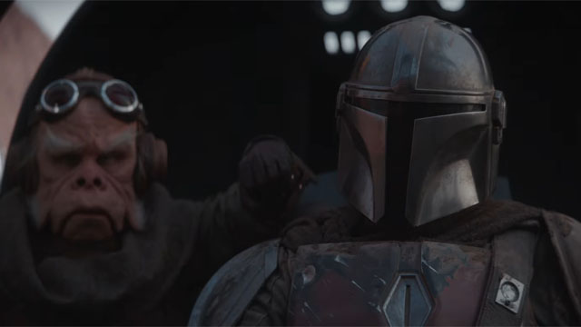 Watch the new 'The Mandalorian' Official Trailer 2