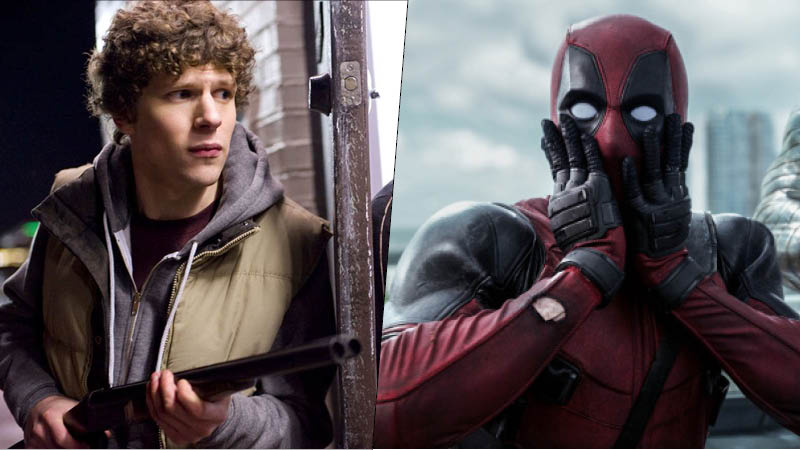 Jesse Eisenberg Cites Deadpool Films as Reason for Zombieland 2 Delay
