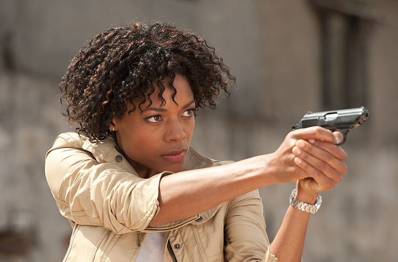 Exclusive: Naomie Harris & Barry Jenkins Want to Do a Moneypenny Movie!