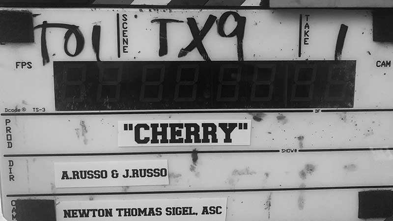Filming on the Russo Brothers' Cherry Is Underway in New Set Photo