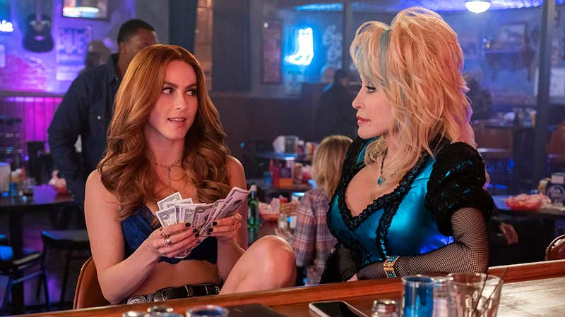 First Look at Dolly Parton's Heartstrings Netflix Anthology Series