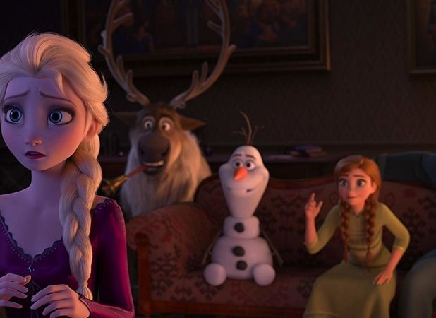 Frozen II New Trailer: Elsa Journeys Into The Unknown