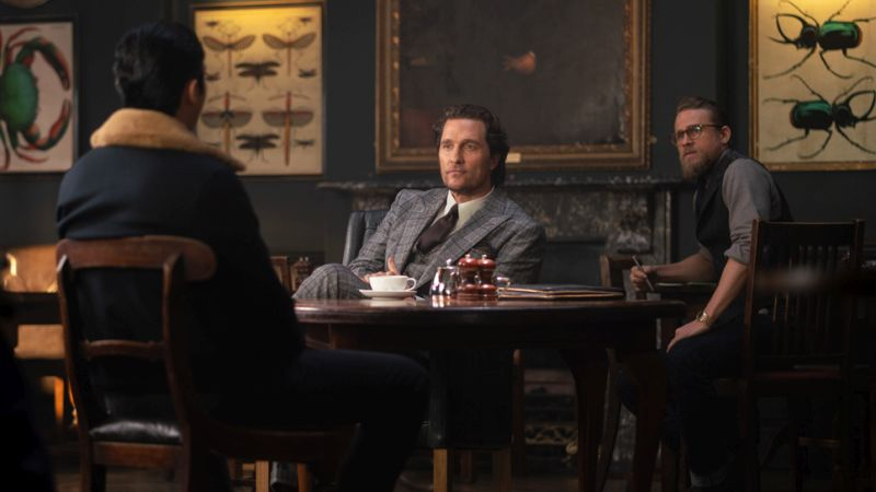 Guy Ritchie's The Gentlemen Trailer Starring Matthew McConaughey
