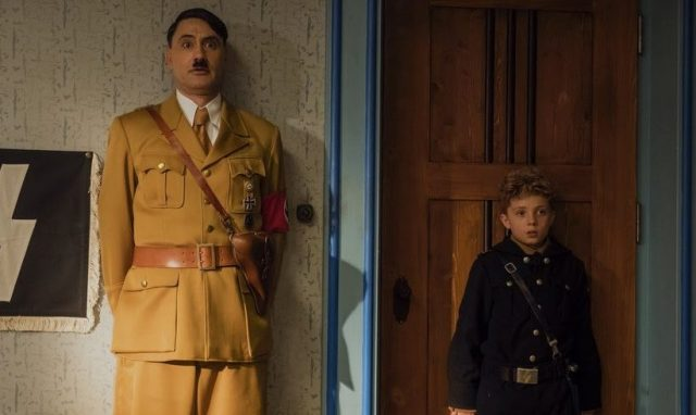 Jojo Rabbit Gets Advice From Imaginary Hitler In New Clip
