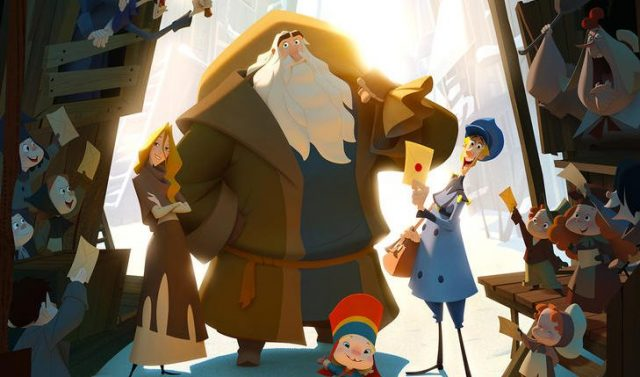 Netflix Takes on Santa's Origin Story in Animated Feature Film 'Klaus'
