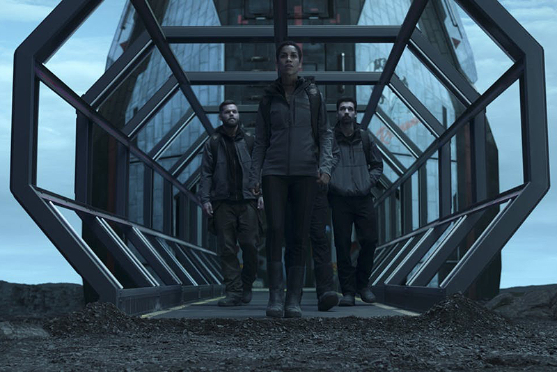 NYCC: New The Expanse Season 4 Trailer is Here