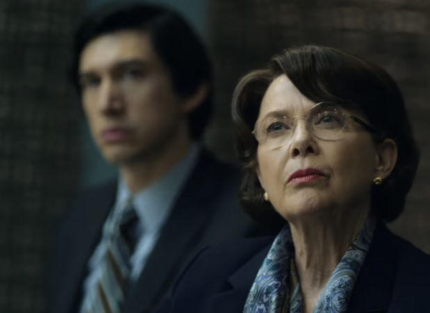 Adam Driver & Annette Bening Fight for the Truth in New The Report Trailer