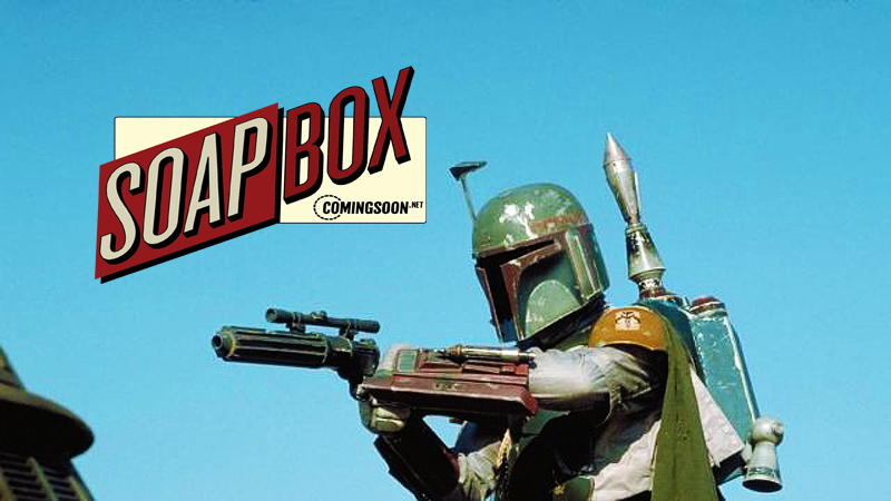 CS Soapbox: Would Boba Fett Have Killed The Mandalorian's Bounty?