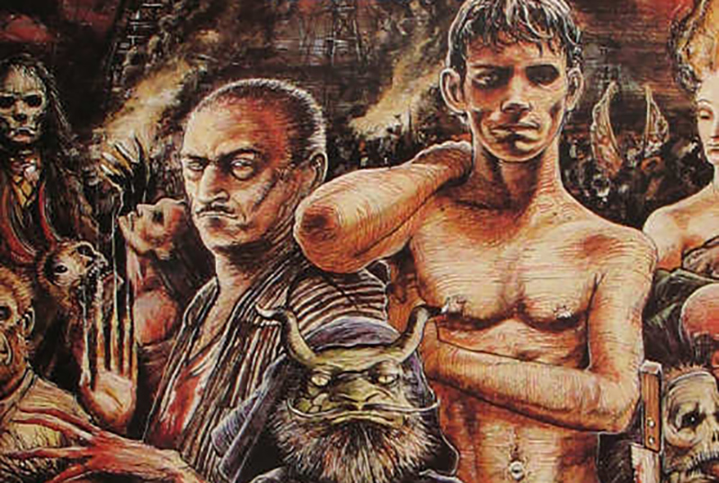 Clive Barker's Books of Blood Getting Film Adaptation at Hulu