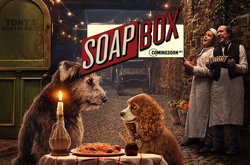 CS Soap Box: Does Lady and the Tramp's Tony Have a Mental Illness?