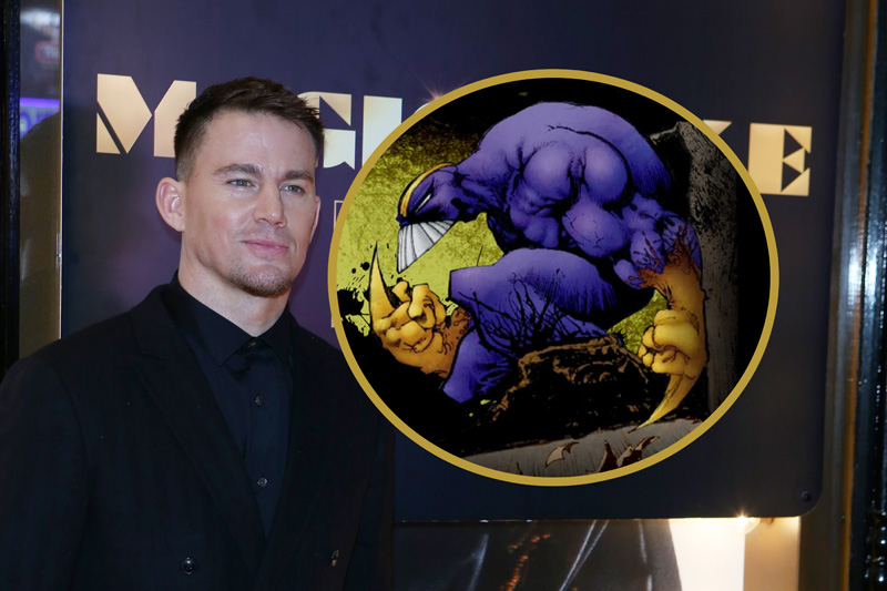 The Maxx: Channing Tatum to Adapt Sam Kieth Comic