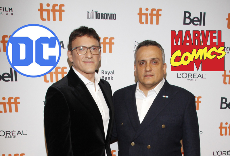 Russo Brothers To Produce 'Slugfest', Marvel-Vs.-DC Documentary Series For Quibi