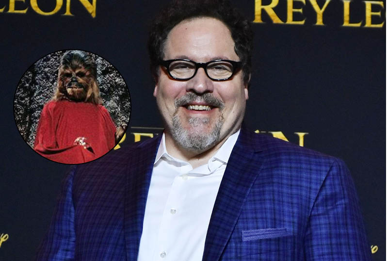 Jon Favreau is Serious About Making a New Star Wars Holiday Special