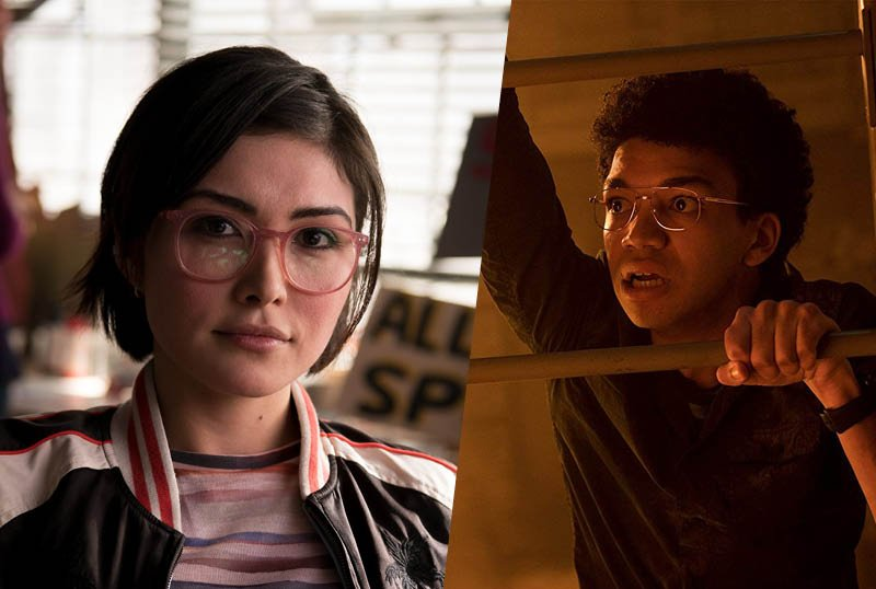 Daniella Pineda & Justice Smith Set to Return For Jurassic World 3