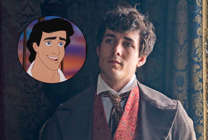 The Little Mermaid remake finally casts Prince Eric and he's flawless