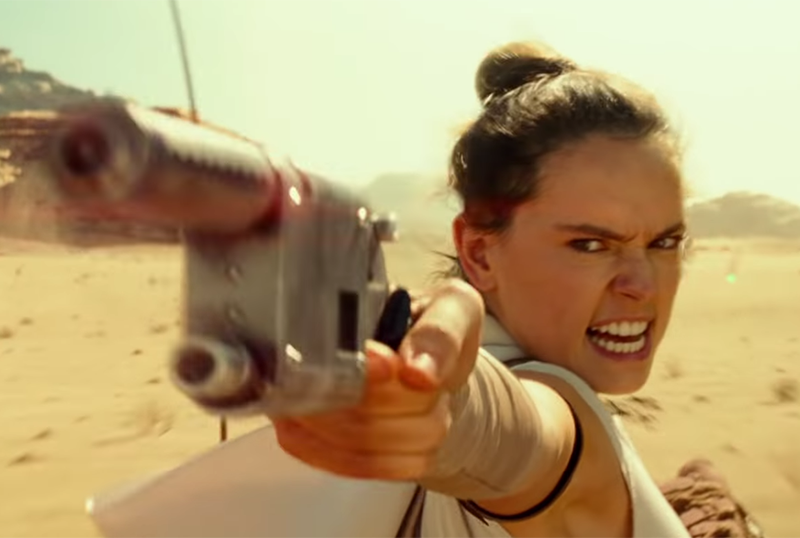 Star Wars: The Rise of Skywalker Clip Reveals Flying Stormtroopers