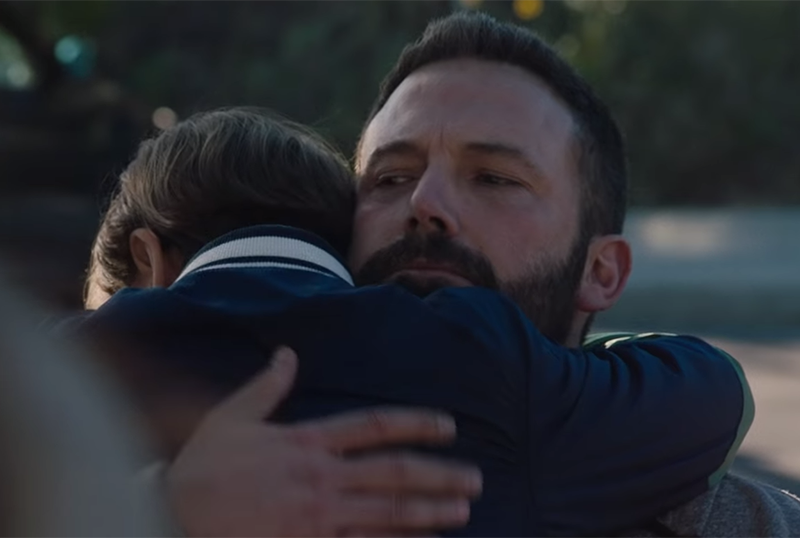 Ben Affleck coaches a basketball team in 'The Way Back' trailer