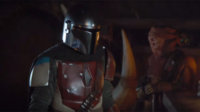 Star Wars Fans React to The Mandalorian's First Episode