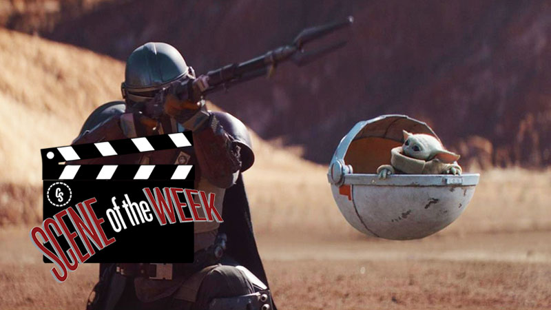 CS Scene of the Week: Baby Yoda Saves the Day in The Mandalorian