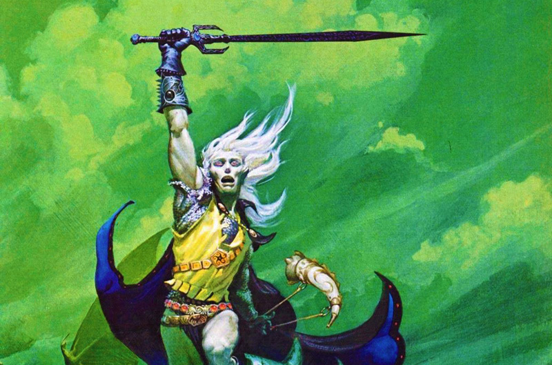 Michael Moorcock's Elric Saga is Coming to TV