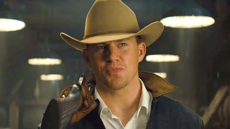 Dog: Channing Tatum to Star in & Direct Road-Trip Comedy