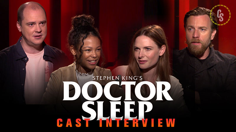 CS Video: Doctor Sleep Cast & Director On the Stephen King Adaptation