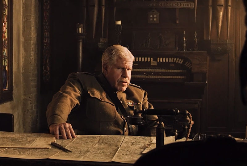Exclusive The Great War Trailer Starring Ron Perlman & Billy Zane