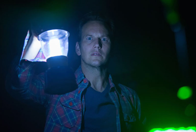 Patrick Wilson Says The Door's Not Closed on Insidious Return