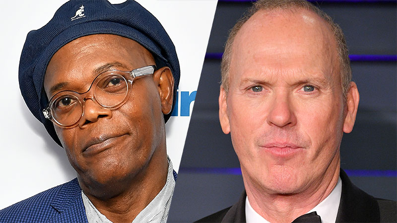 Samuel L. Jackson and Michael Keaton to Star in Action-Thriller The Asset