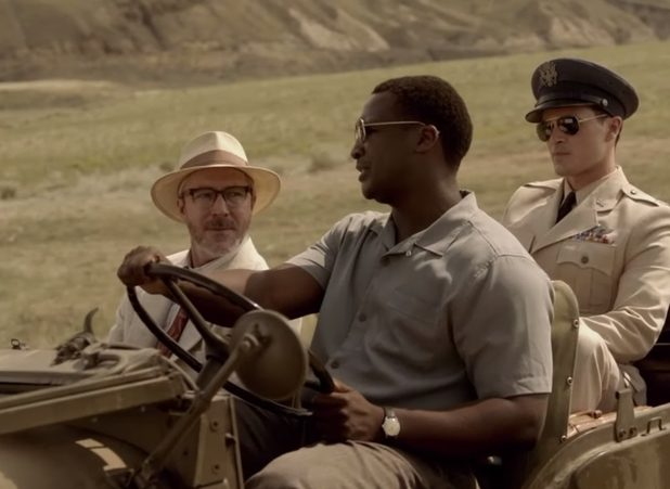 Project Blue Book Season 2 Trailer Takes You to Area 51