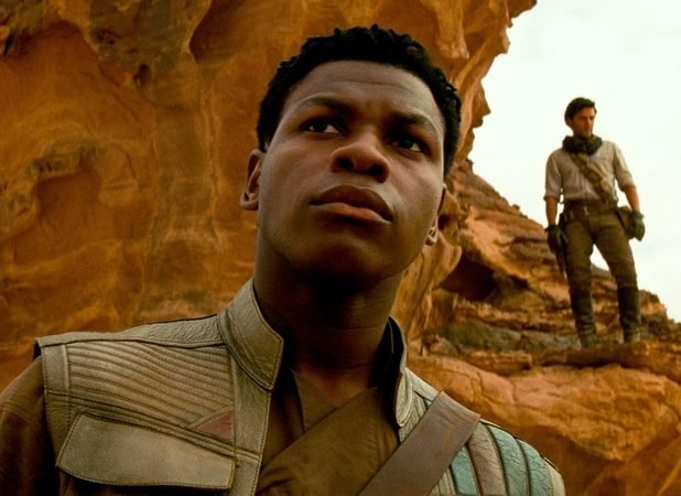John Boyega Confirms His The Rise of Skywalker Script Got Posted on eBay
