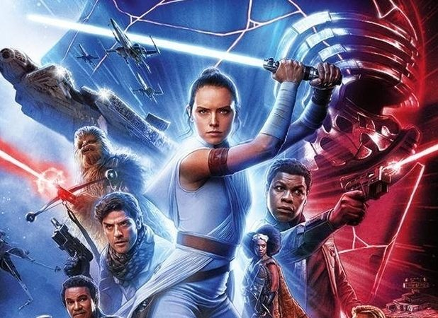 International Poster For Star Wars The Rise Of Skywalker Revealed