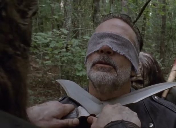 Negan Joins The Whisperers in The Walking Dead Episode 10.06 Promo