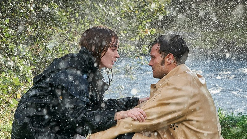 Wild Mountain Thyme Photo: First Look at Emily Blunt and Jamie Dornan - ComingSoon.net