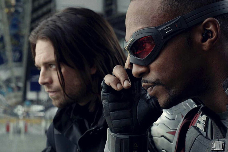 Exclusive: Endgame Writers on Falcon & Winter Soldier as Filming Begins!