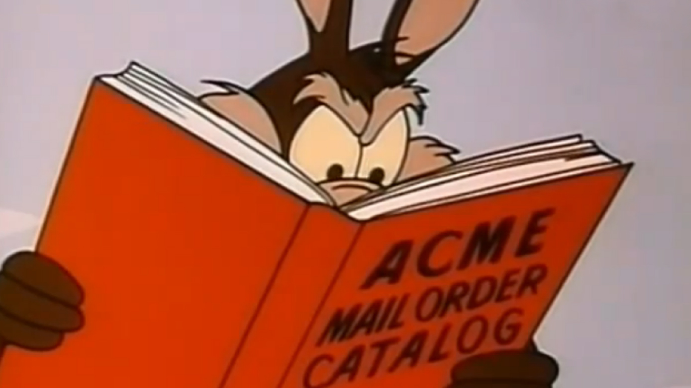 Dave Green Directing Wile E. Coyote Movie