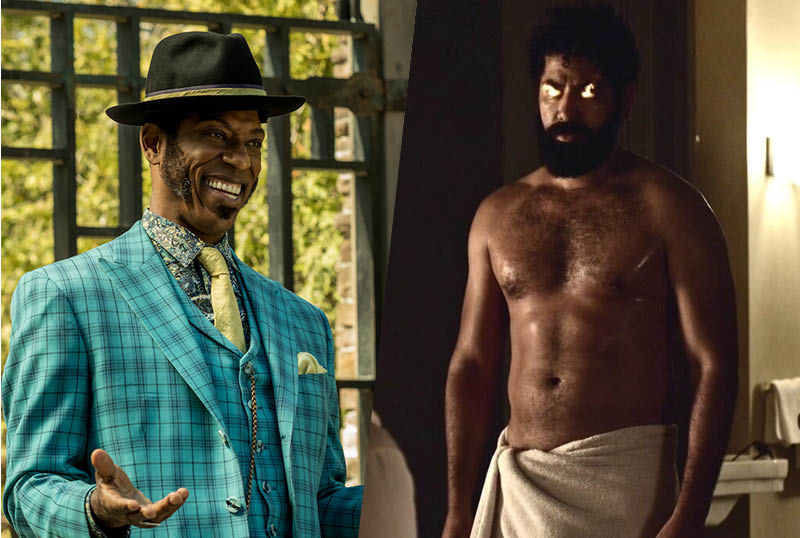 Orlando Jones & Mousa Kraish Not Returning for American Gods Season 3