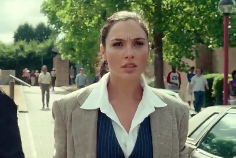 Wonder Woman 1984 Teaser Debuts Ahead of Trailer!