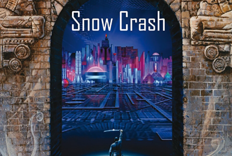 Michael Bacall & Joe Cornish to Develop Snow Crash Series for HBO Max