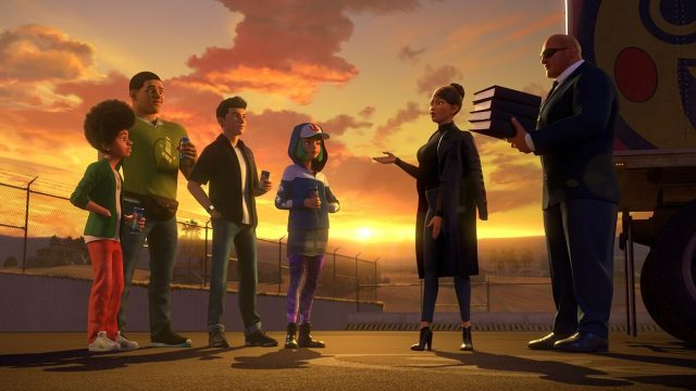 Meet the Spy Racers in Netflix's Fast & Furious Animated Series Trailer