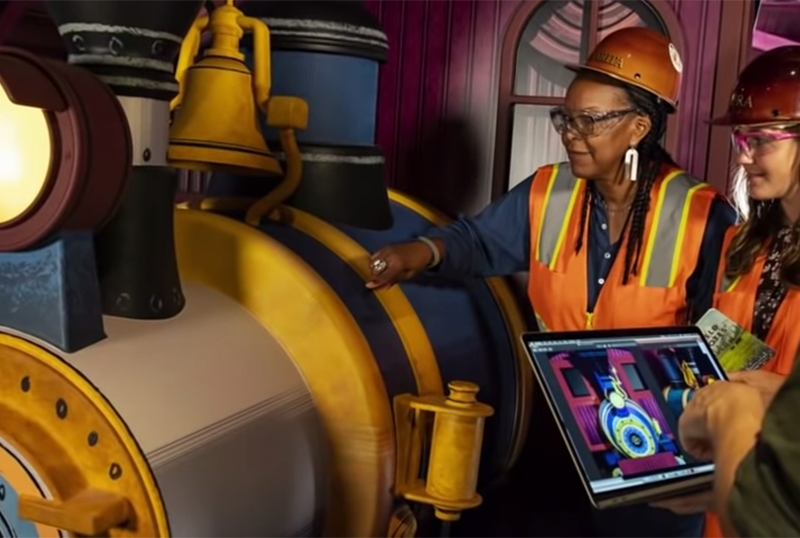 Disney Unveils First Look at Mickey & Minnie's Runaway RailwayDisney Unveils First Look at Mickey & Minnie's Runaway Railway