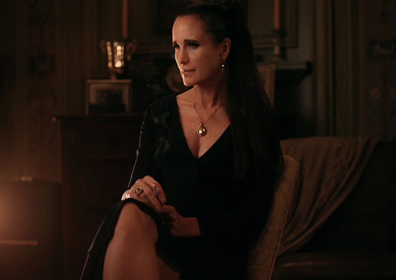 Andie MacDowell Joins Soderbergh's Quibi Survival Series Wireless