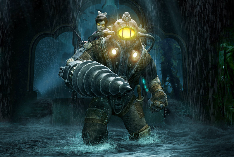 2K Games Reveals Fourth Bioshock in the Works at New Studio Cloud Chamber