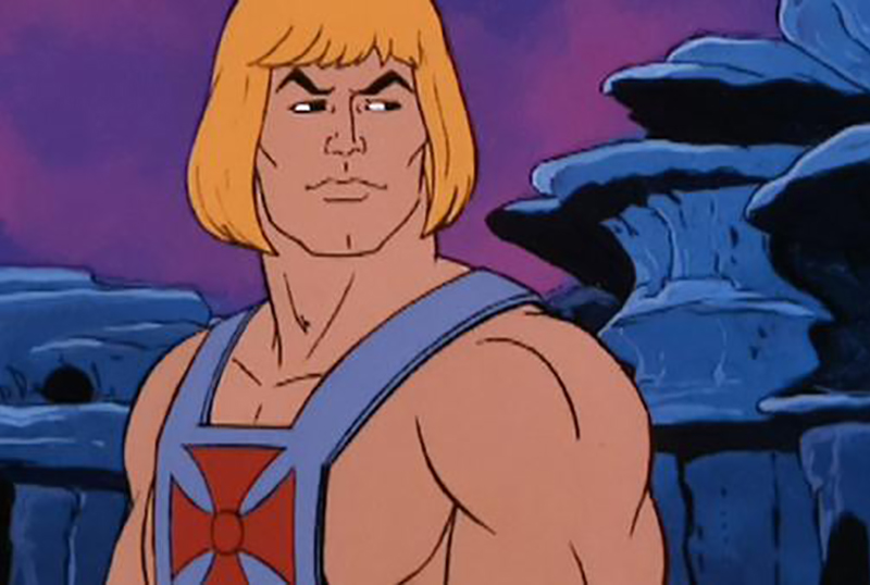 Netflix Developing He-Man and the Masters of the Universe Series