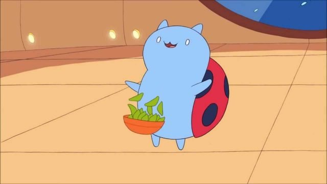 Adventure Time Creator Developing a New Animated Series Catbug