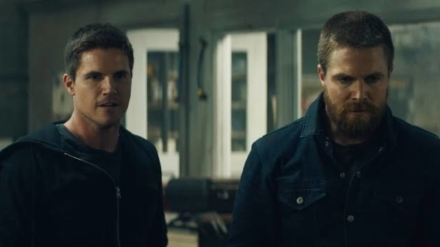Robbie Amell and Stephen Amell to Star in Quibi's Code 8 ...