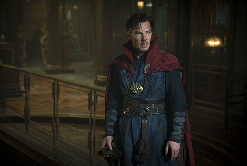Kevin Feige Teases Classic Marvel Characters in Doctor Strange 2