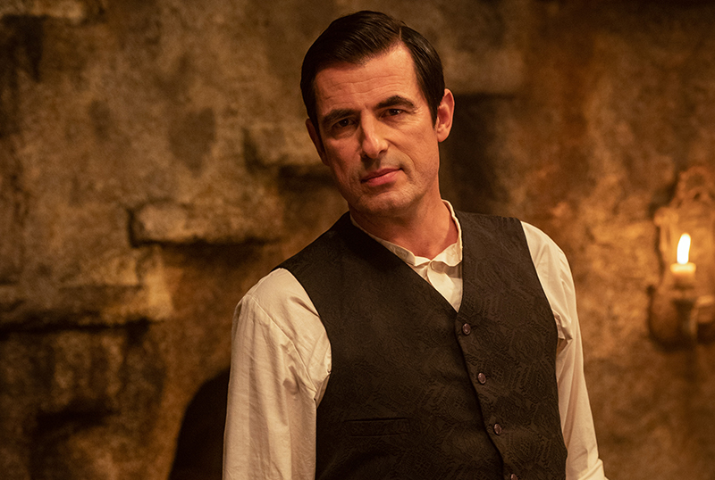 BBC Sets Premiere Date for Netflix Co-Production Dracula